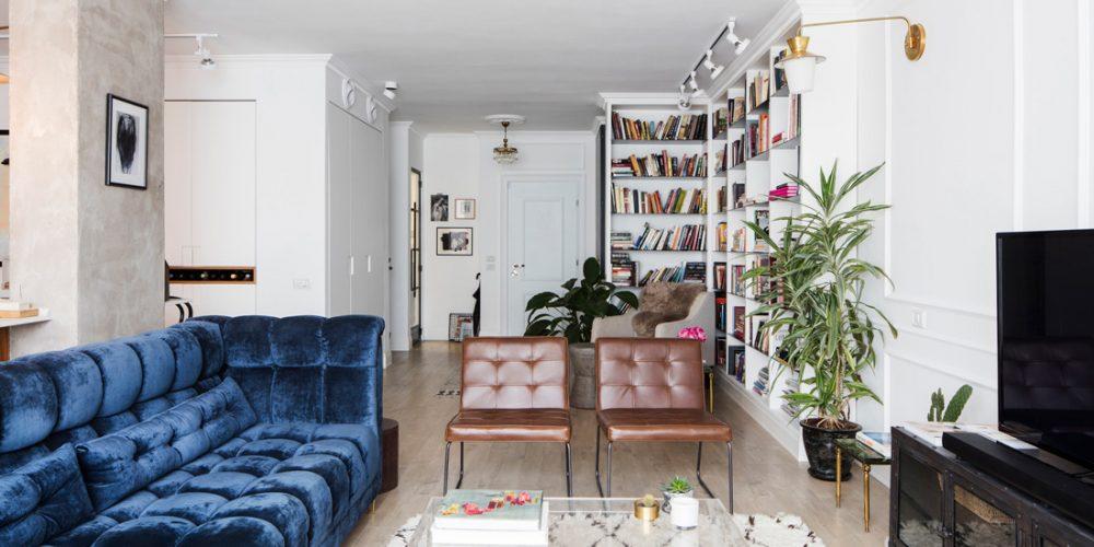 מהפך לדירה סטנדרטית בגבעתיים